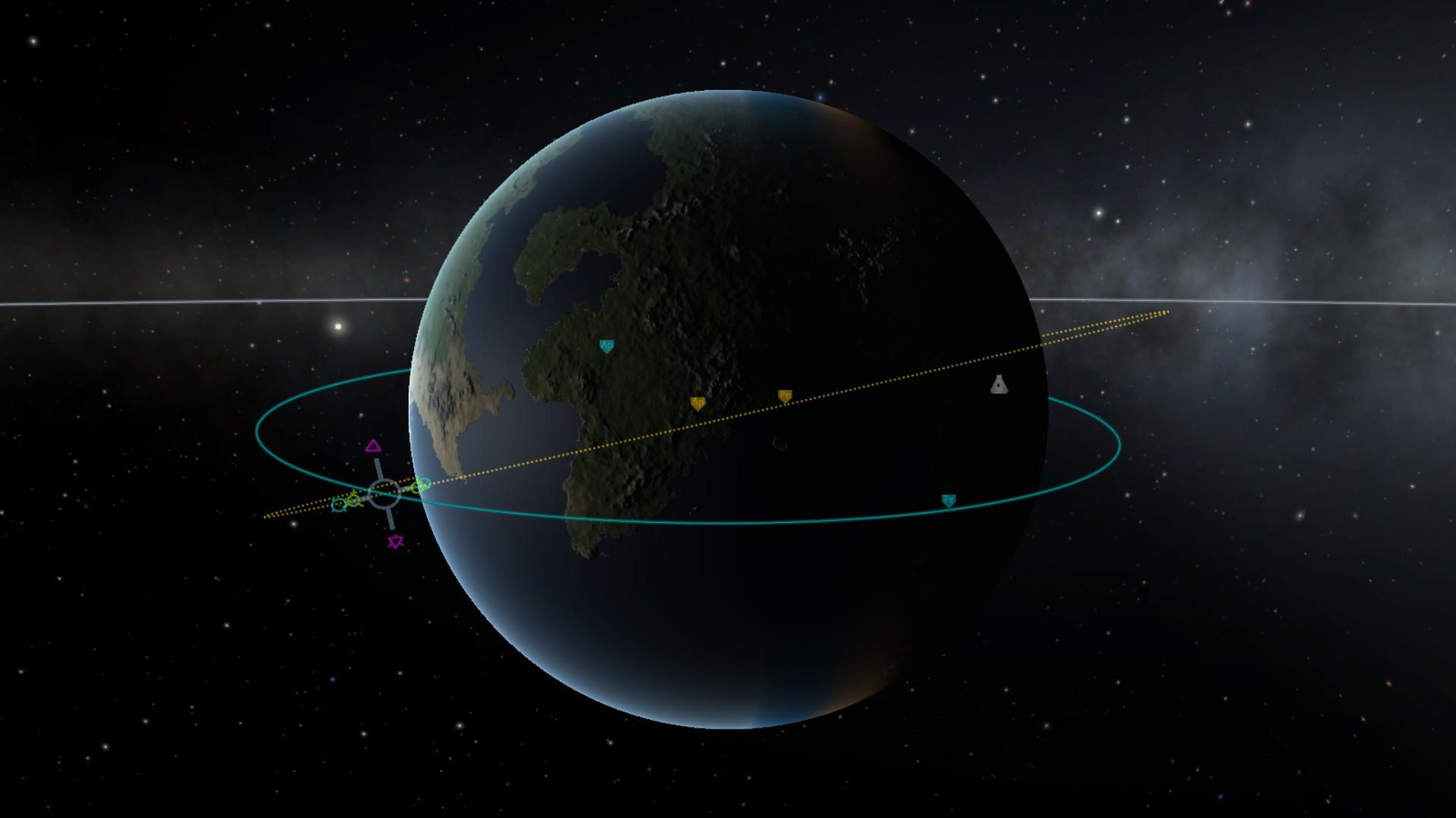 پاورپوینت درس مکانیک مدارهای فضایی